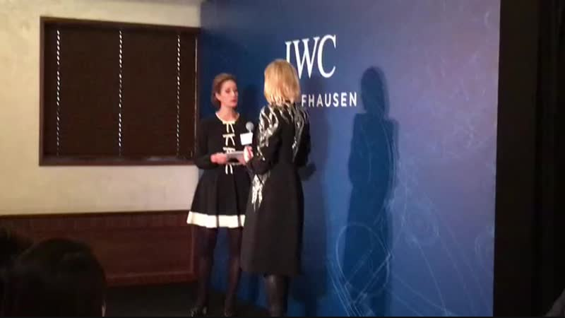 Cate Blanchett for IWC event, in Shanghai
