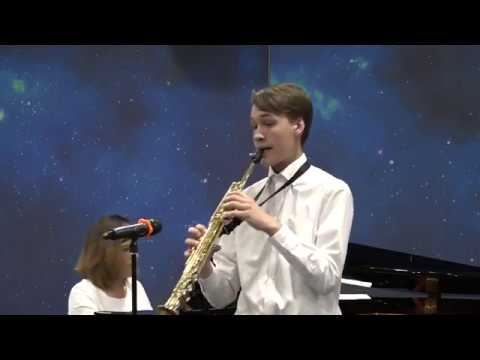 D.Shostakovich Two Preludes Mineev Vladislav
