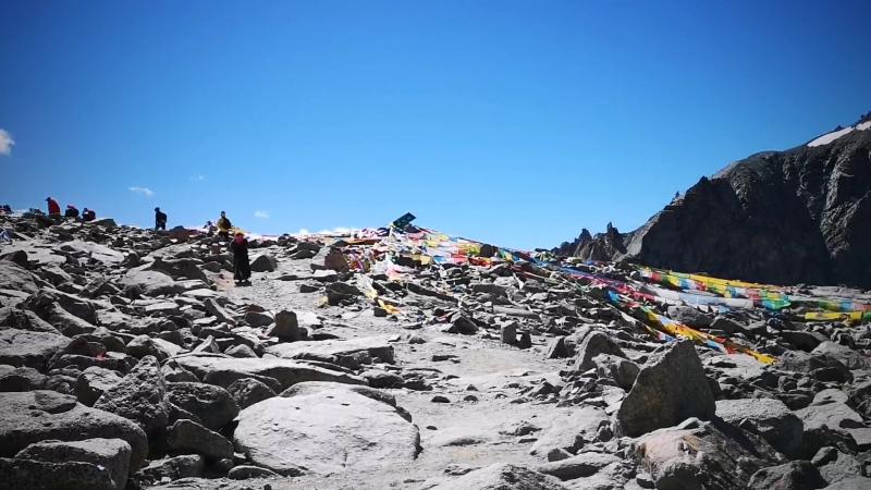 Tibet-KAILAS sep18 Kora Day 3 (film 9)