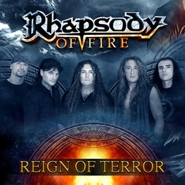 Rhapsody of fire альбом Reign of Terror