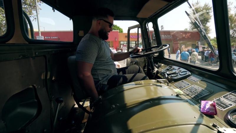 Американцы знакомятся с ГАЗ 66 в Америке! Americans try GAZ 66 in Los Angeles, USA! [RUS_⁄ENG] [4К]