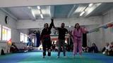 Турнир Fight and Roll Girs_4_05_2019_Gi_Синие_69_финал_Павлова VS Куприна
