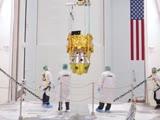 Also inside Falcon 9s fairing is SpaceILs lunar spacecraft