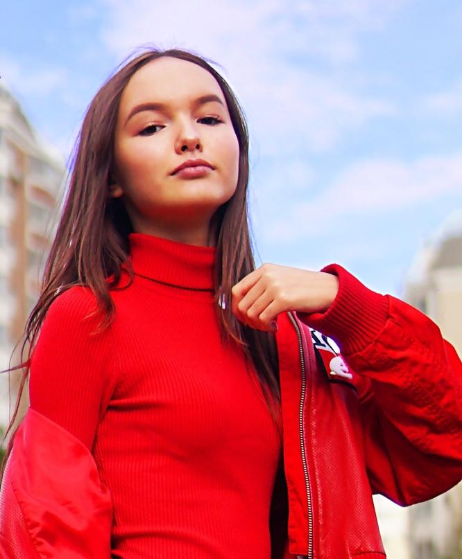 Арина Данилова   Москва