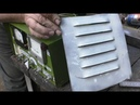 🔨Как самому сделать решетки для вентиляции или охлаждения.