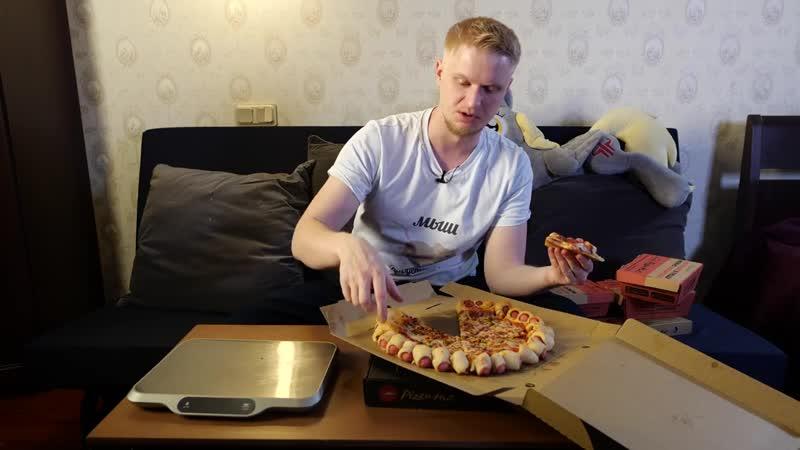 [oblomoff] Славный Обзор. Пицца из сосисок. Зачем?