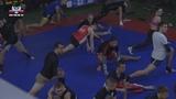 Многократный чемпион мира по кикбоксингу Бату Хасиков провел мастер-класс в Донецке