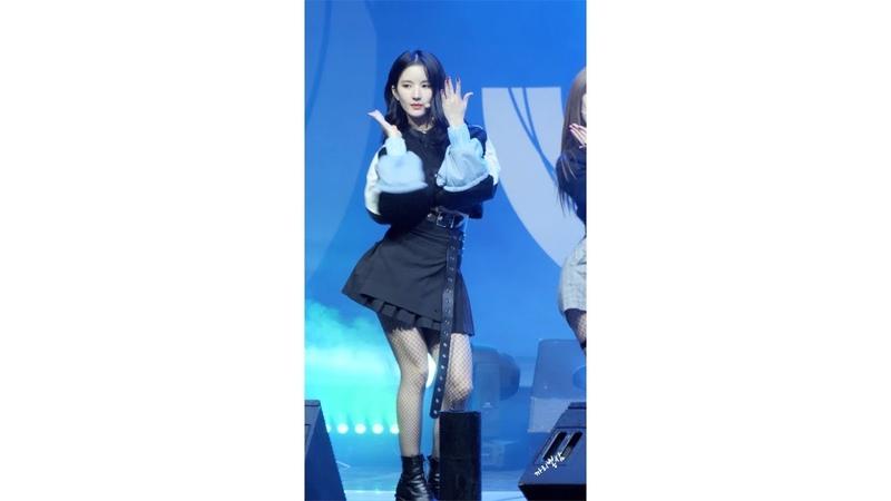 [4K] gugudan 구구단 SALLY 샐리 'A Girl Like Me' 나같은애 천안청소년두드림페스티벌 181117 직캠/Fancam by 446