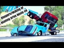 Beamng Drive Bloopers Making Of Movie Epic Police Chase 2 Sound Effects