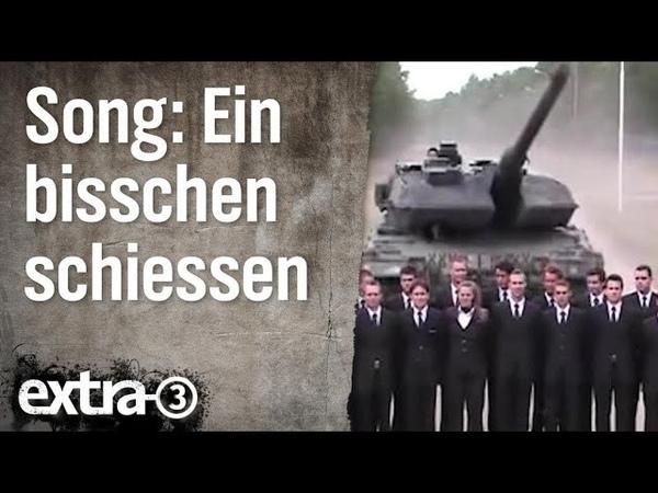 Song Ein bisschen schießen | extra 3 | NDR
