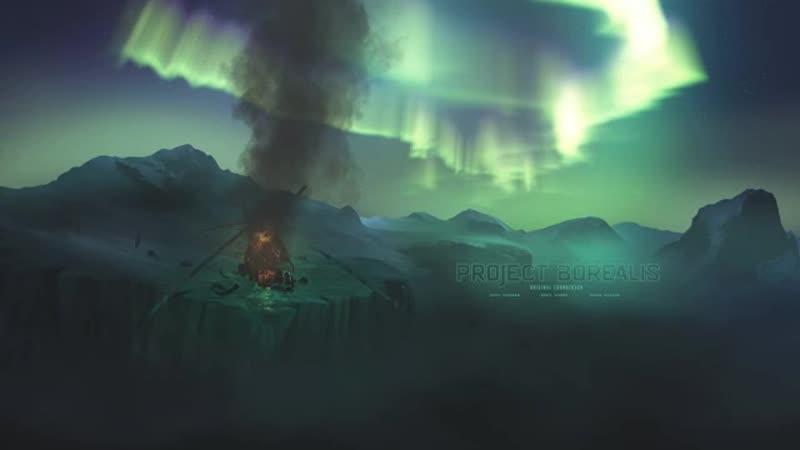 Project Borealis OST | 8. Kernel Panic
