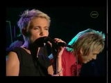 Roxette Showcase in Barcelona 2001