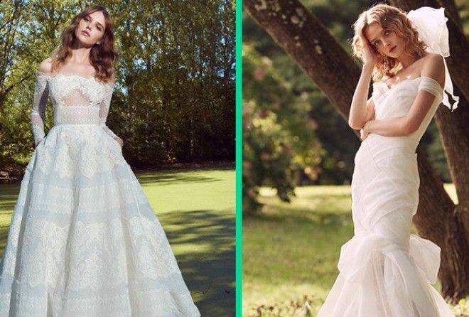 Свадебные тренды - 2019: Самые элегантные образы