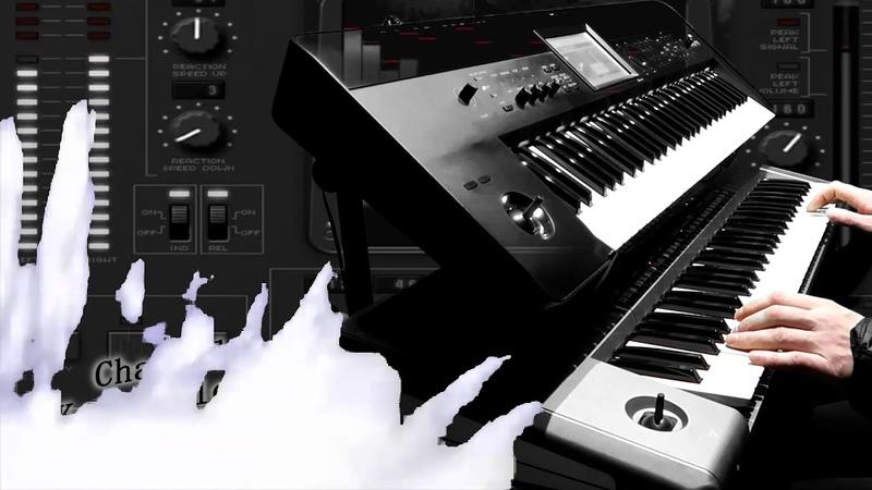 KorgStyle Modern Martina Techno 90s Korg Krome Pa 900 2019 New