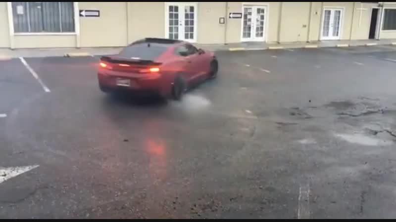 Chevrolet Camaro Drift