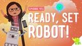 The Robot Challenge Crash Course Kids #47.1