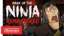 Mark of the Ninja Remastered - Release Date Trailer - Nintendo Switch