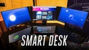 We want this absurd smart desk with a built in PC