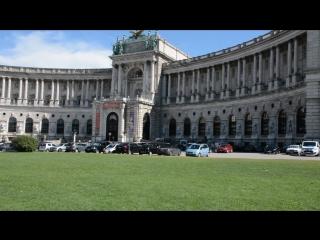 Heldenplatz) Wien.Austria.