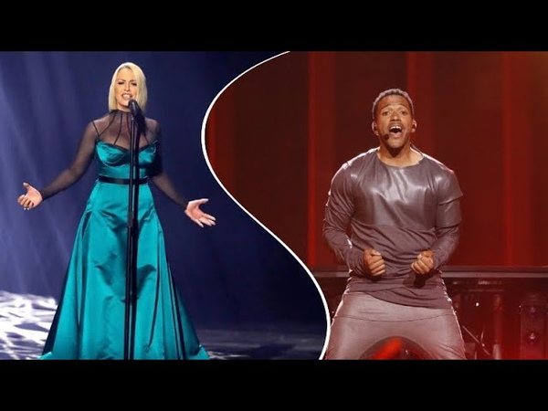 All Jury Winners Eurovision 2009-2019 | Semi Finals and Finals