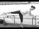 Standing hurdles technique