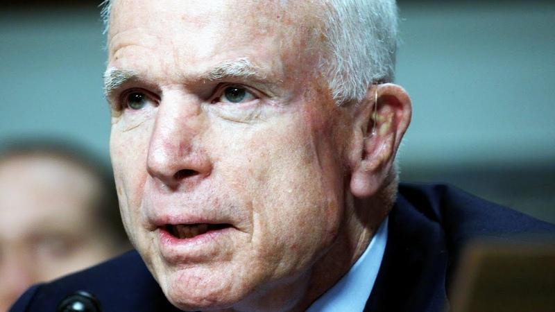 Сенатор Маккейн: Всё это Путин делает совершенно безнаказанно