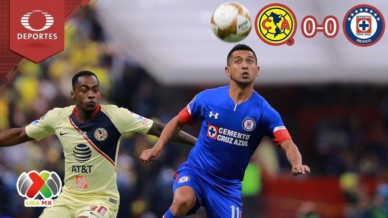 Mexico | América 0 - 0 Cruz Azul | Final Ida - Clausura 18 | Liga MX
