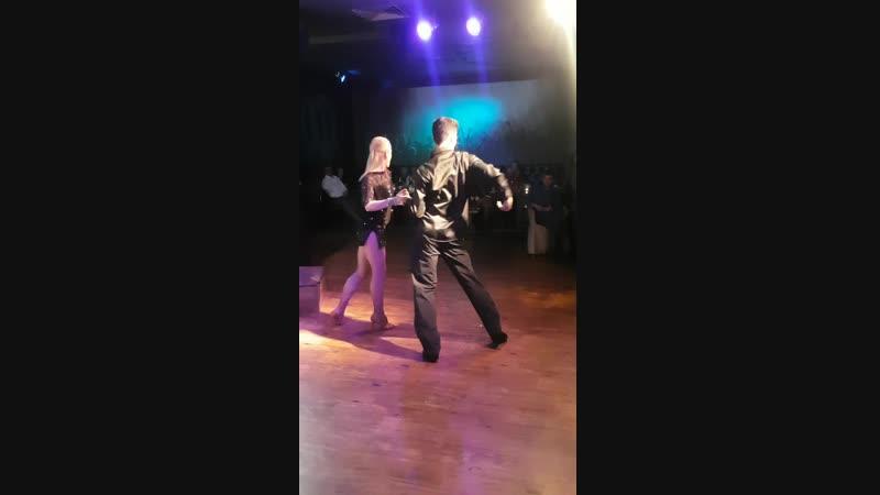 Всё в стихах, танцует Татьяна Соловьёва
