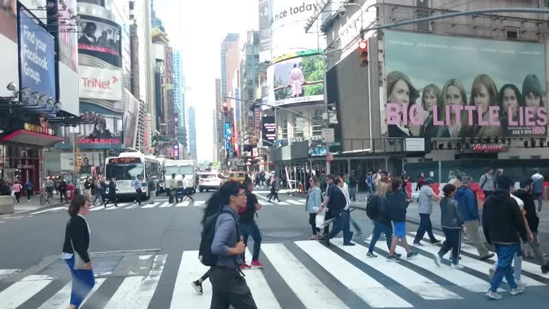 НьюЙорк Манхэттен