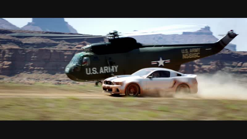 Need for Speed Жажда скорости Дублированный трейлер 2
