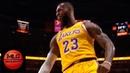 Los Angeles Lakers vs Portland Trail Blazers 1st Qtr Highlights | 10.18.2018, NBA Season
