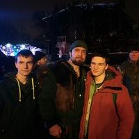 Анкета Саня Рыжиков