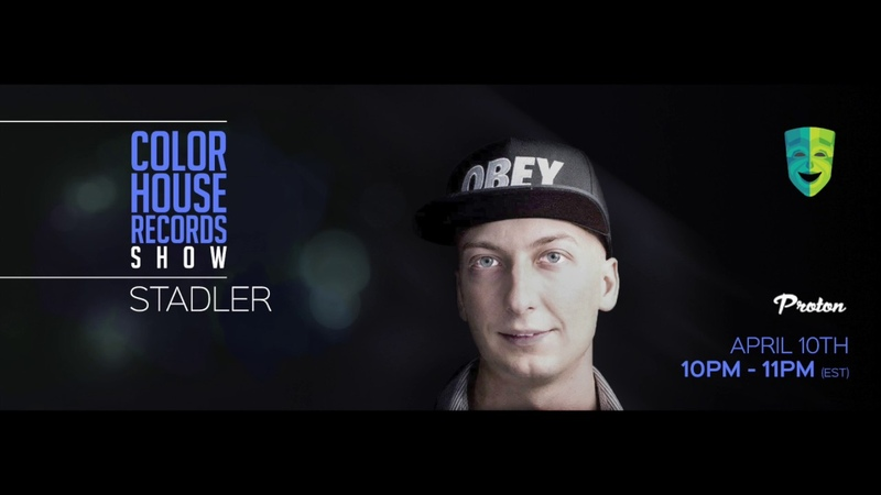 Stadler Color House Records@Proton Radio 2017 April 10.