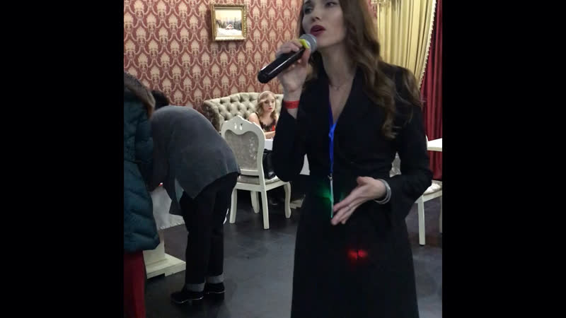 Надя распевается - Heavy on my heart