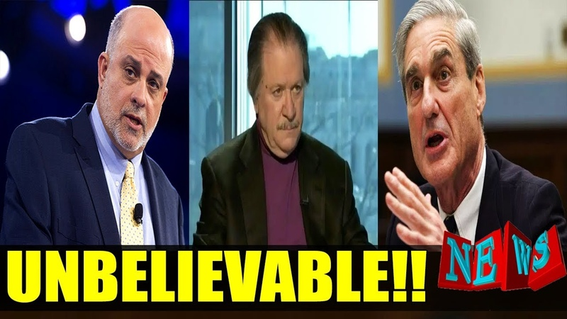 OMG! Mueller's BEEN HIDING THIS! WATCH Mark Levin diGenova EXPOSED The Russia Probe From BEGINNING!
