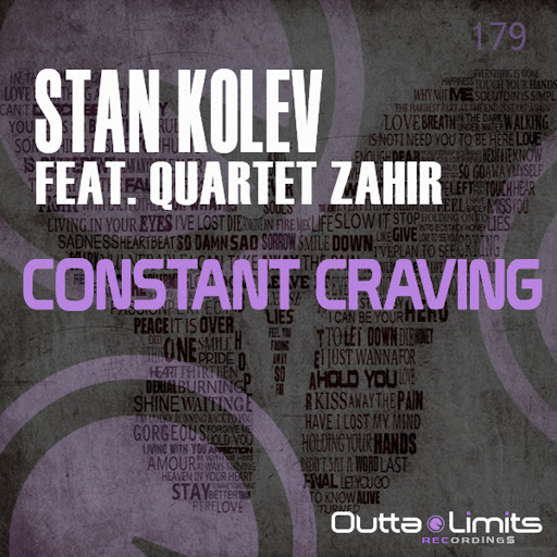 Stan Kolev альбом Constant Craving feat. Quartet Zahir