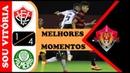 Vitória 1 x 4 Palmeiras - Gols Melhores Momentos FINAL SUB-20