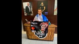 Alina Zagitova 2019.04.11 off the record Urgant TV Show