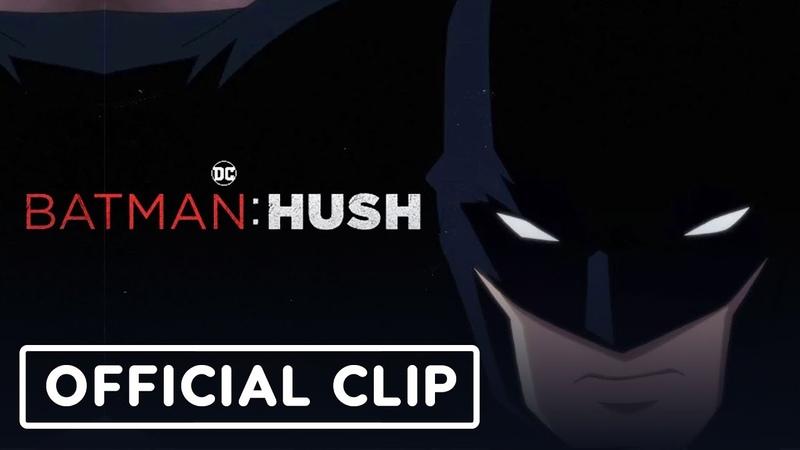 Batman Hush Batman vs Bane Exclusive Clip