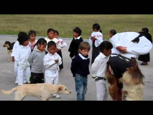 Kids of Ecuador, San Pablo Del Lago School