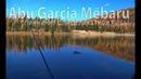 ЧУТКИЙ СПИННИНГ || Abu Garcia Mebaru || ЛОВЛЯ ХАРИУСА НА РЕКЕ СЫМ-ХАРА