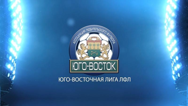 Печатники 50 ХФК   Второй дивизион А 201819   10-й тур   Обзор матча