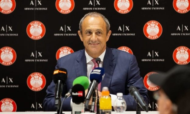 Этторе Мессина: «Мне снова захотелось быть главным тренером»
