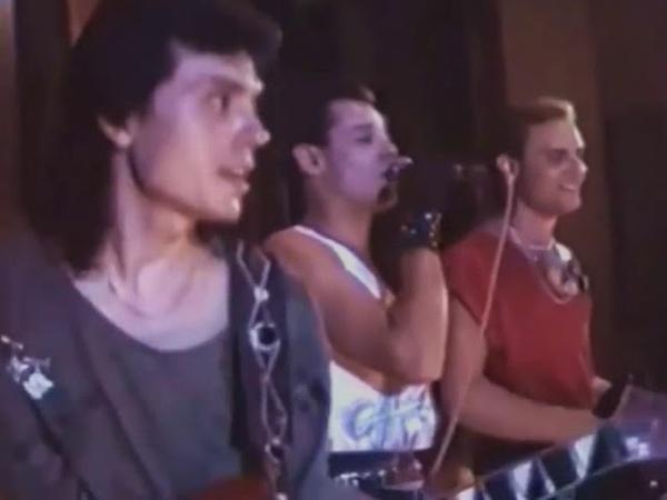 Вадим Казаченко и группа Фристайл Прощай навеки последняя любовь 1989 стерео звук