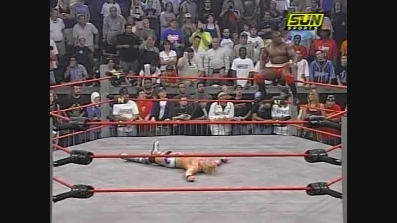 TNA Impact wrestling 2005 09 16