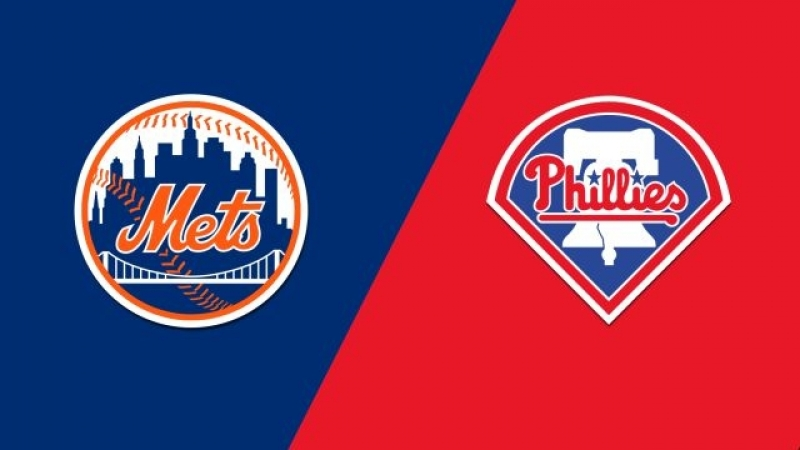 MLB 2018 Phillies vs Mets 20.09.2018