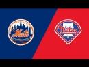 MLB 2018 Phillies vs Mets 20.09.2018