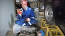 5.VAZ 2107 VFTS Rally. Устанавливаем спортивный ряд R1.