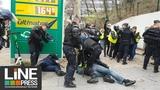 Gilets jaunes Acte 7 - Encore des centaines de manifestants Paris - France 29 d