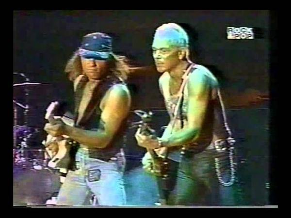 Scorpions - Live Santiago De Chile 11.21.1997 PRO TV (Nikshark Collection)